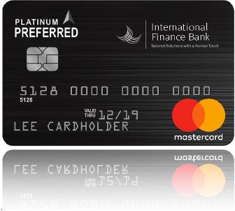 IFB Platinum Preferred Card