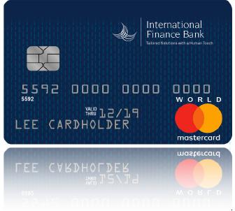 IFB Credit Card