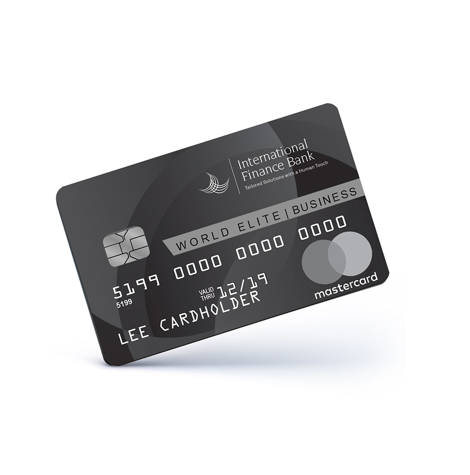 IFB Business Credit Card