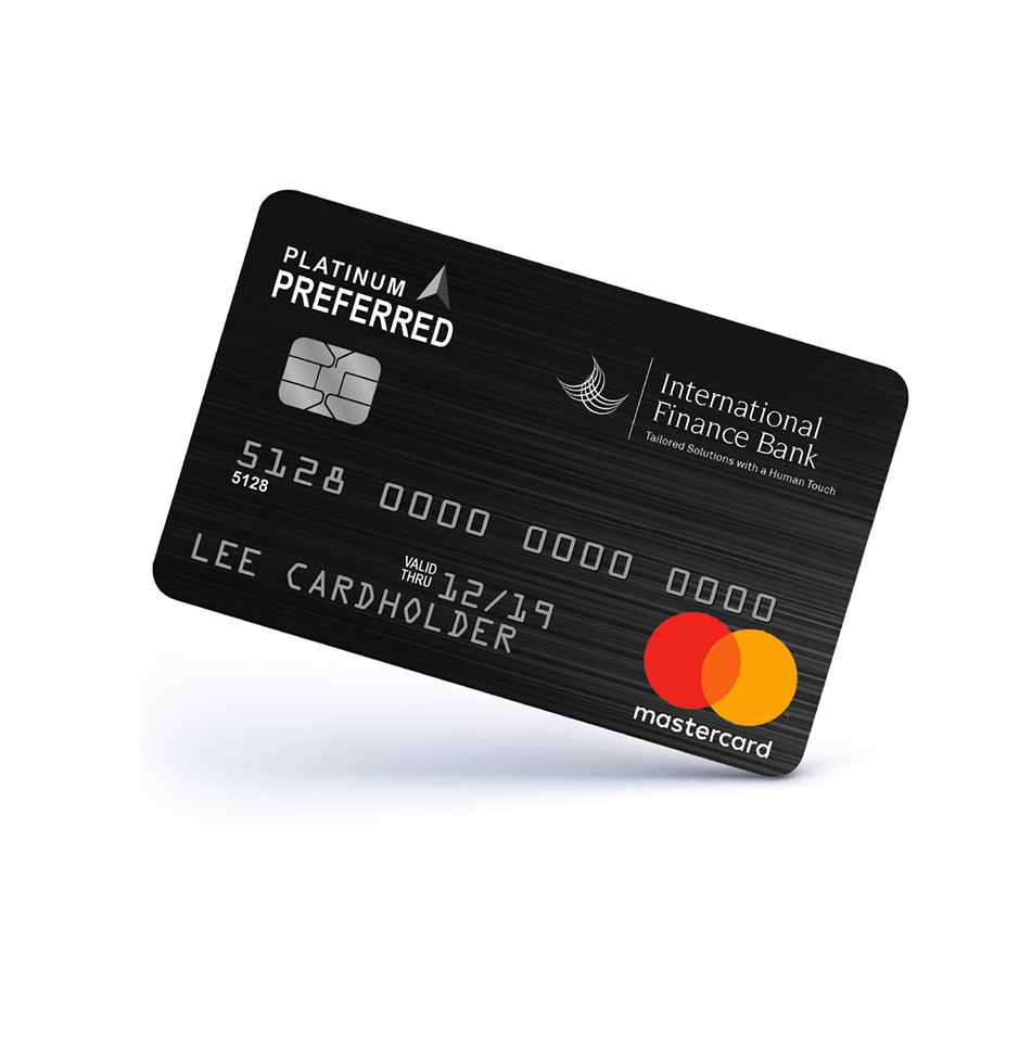 IFB Personal Credit Card
